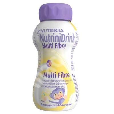 NutriniDrink MF cu aroma de banane, 200 ml, Nutricia
