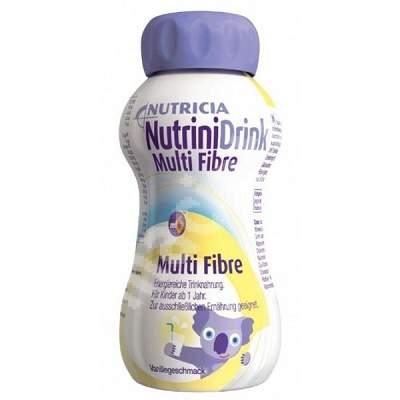 NutriniDrink MF cu aroma de vanilie, 200 ml, Nutricia