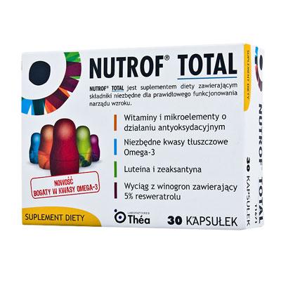 Nutrof Total 30 capsule, Thea