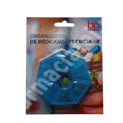 Organizator de medicamente circular, Business Partner