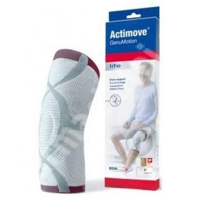 Orteza pentru genunchi Actimove GenuMotion, Marimea XL, BSN Medical