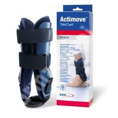 Orteza pentru glezna Actimove TaloCast, picior stang, BSN Medical