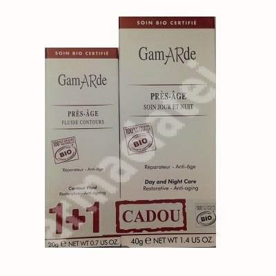 Pachet  Crema antirid, 40 g, Gamarde + Crema antirid pentru ochi, 20 g, Gamarde