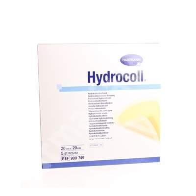 Pansament hidrocoloidal Hydrocoll, 20 x 20 cm (900749), 5 bucăți, Hartmann