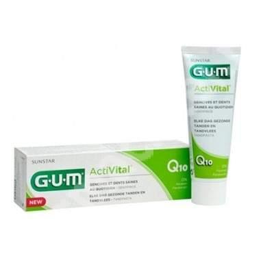 Pasta de dinti Activital, 75ml, Sunstar Gum