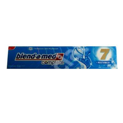 Pastă de dinți - Complete 7 Extra Fresh, Blend-a-med, 50 ml, P&G