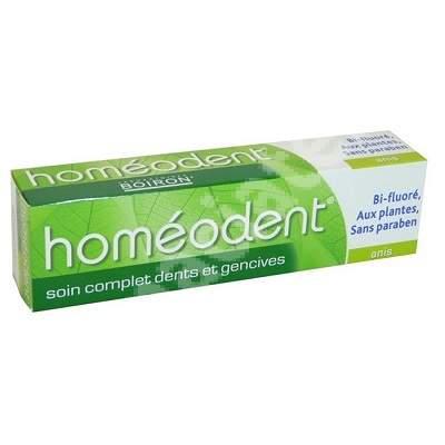 Pastă de dinți cu anason Homeodent, 75 ml, Boiron