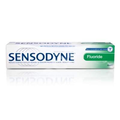 Pastă de dinți Fluoride Sensodyne, 75 ml, Gsk