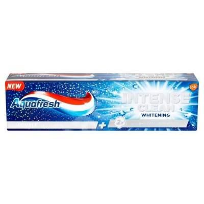 Pastă de dinți Intense Clean Whitening  Aquafresh, 75 ml, Gsk