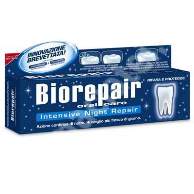 Pastă de dinți Intensive Night Repair Biorepair, 75 ml, Coswell