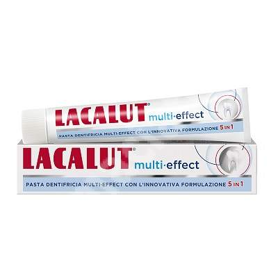 Pastă de dinți Lacalut Multi-effect, 75 ml, Theiss Naturwaren