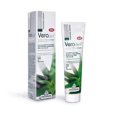 Pastă de dinți pentru albire Veradent Whitening, 100 ml, Specchiasol