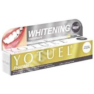 Pastă de dinți pentru albire Yotuel Pharma, 50 ml, Biocosmetics