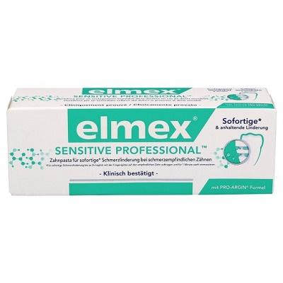 Pastă de dinți Sensitive Professional,  20 ml, Elmex