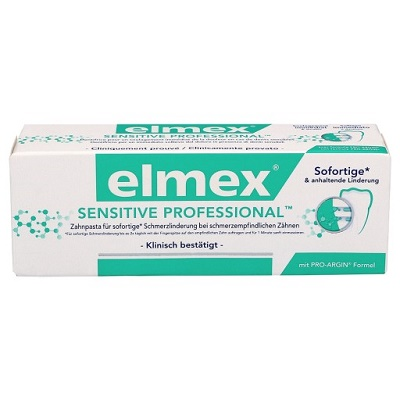 Pastă de dinți Sensitive Professional, 75 ml, Elmex