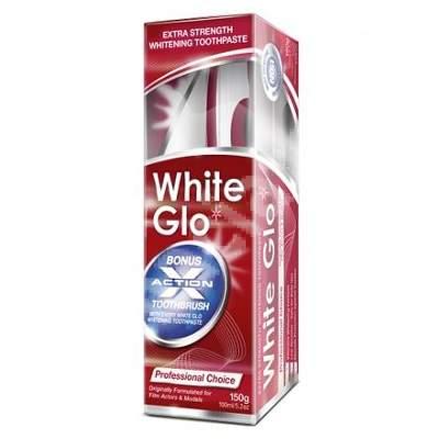 Pastă de dinți White Glo Professiona Choice, 100 ml, Barros Laboratories