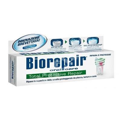 Pasta dinți Total Protective Repair Biorepair Plus, 75 ml, Croswell
