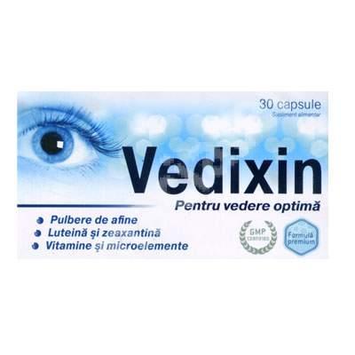 Pentru vedere optimă Vedixin, 30 capsule, Natur Produkt
