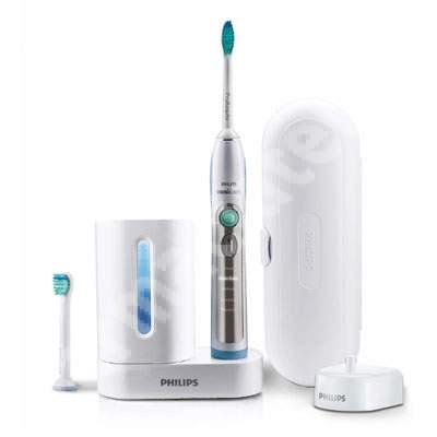 Periuta de dinti electrica sonica reincarcabila FlexCare, HX6972/10, Philips Sonicare