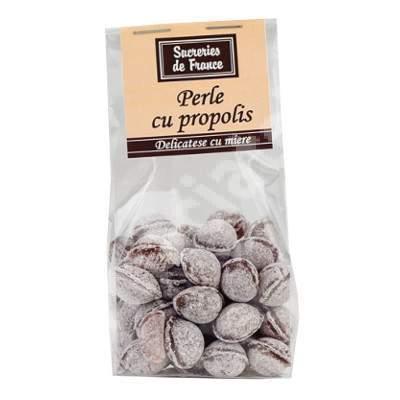 Perle cu propolis, 100 g, Sucreries de France