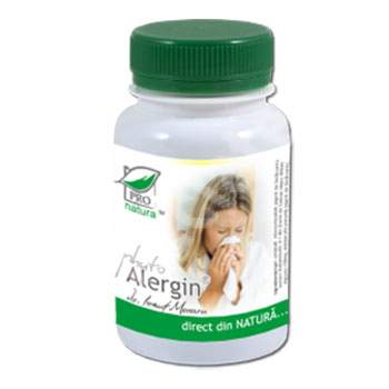 Phyto Alergin, 60 capsule, Pro Natura