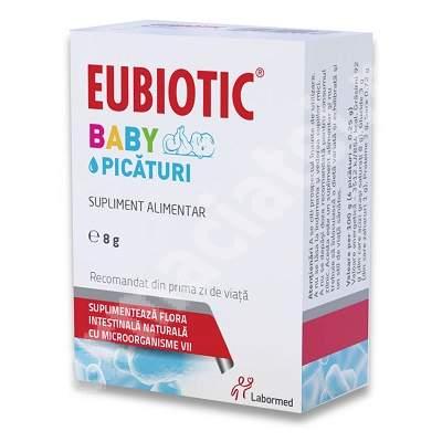 Picături Eubiotic Baby, 8 g, Labormed