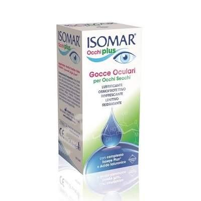 Picături pentru ochi Isomar Occhi Plus, 10 ml, Euritalia