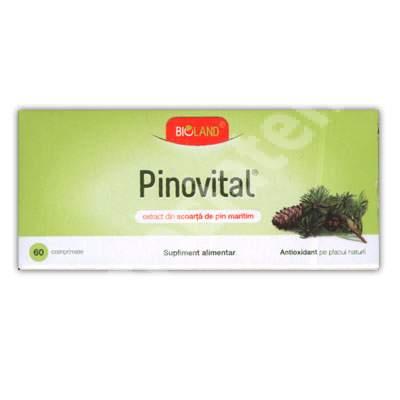 Pinovital, 60 comprimate, Biofarm