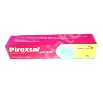 Piroxsal Gel 0.5%, 40 g, Slavia Pharm