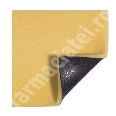 Plasture pentru ingrijirea plagilor cu alginat de argint Askina Calgitrol Ag, 10x10 cm, Braun Hospicare