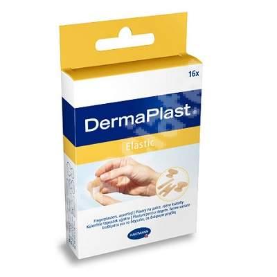 Plasturi elastici Dermaplast (535235), 16 bucăți, Hartmann