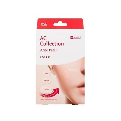 Plasturi hidrocoloidali pentru acnee AC Collection, COSRX