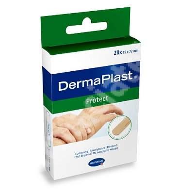 Plasturi protecție sportivi Dermaplast, 20 bucăți, Hartmann