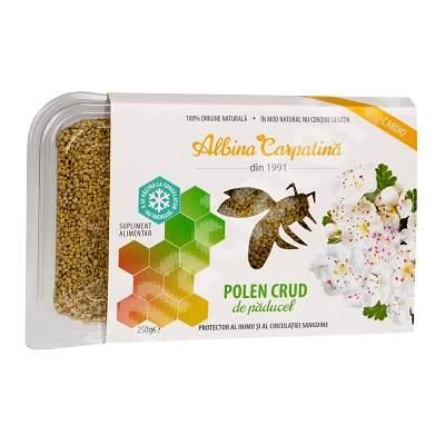Polen crud de paducel, 250 g, Albina Carpatina