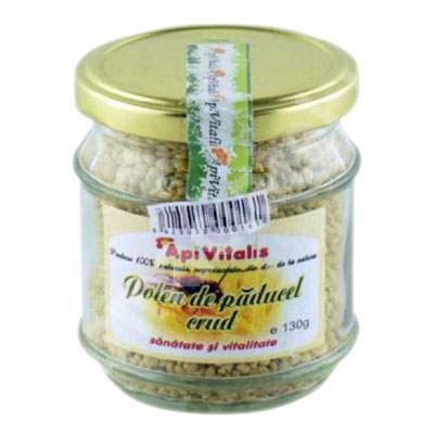 Polen de paducel crud, 130 g, Api Vitalis