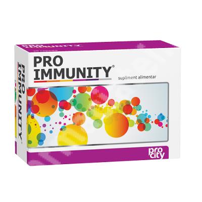 Pro Immunity, 30 capsule, Fiterman
