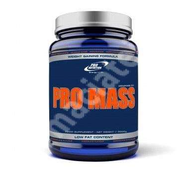 Pro Mass cu aroma de vanilie, 1600 g, Pro Nutrition