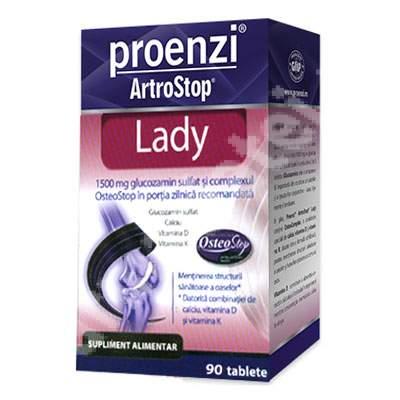 Proenzi ArtroStop Lady, 90 tablete, Walmark