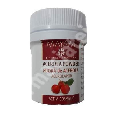 Pudra de acerola (M - 1255), 10 ml, Mayam