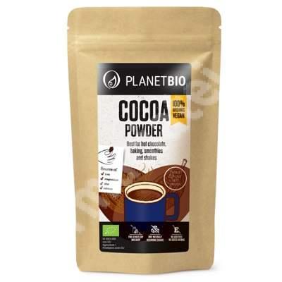 Pudra de cacao, 300 g, Planet Bio