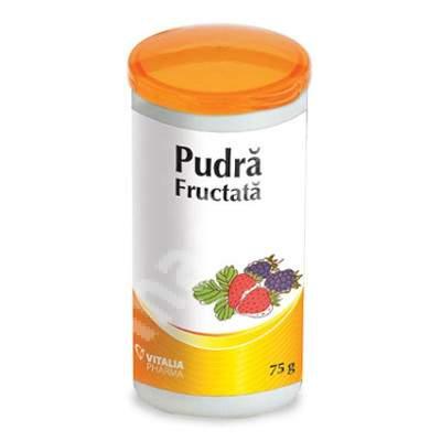 Pudra fructată, 75 g, Vitalia