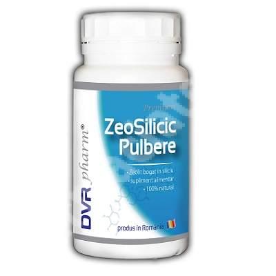 Pulbere ZeoSilicic Forte, 230 g, DVR Pharm