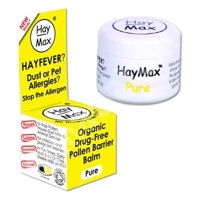 Remediu pentru alergie - Pure, 5 ml, HayMax