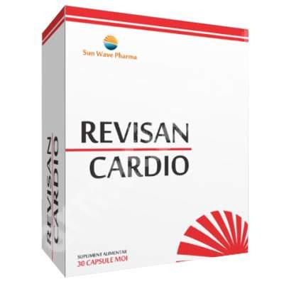 Revisan Cardio, 30 capsule, Sun Wave Pharma