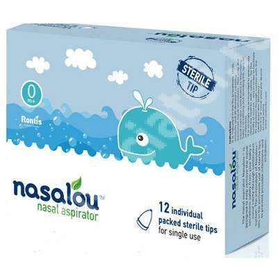 Rezerve pentru aspirator nazal Nasalou, 12 bucati, Rontis
