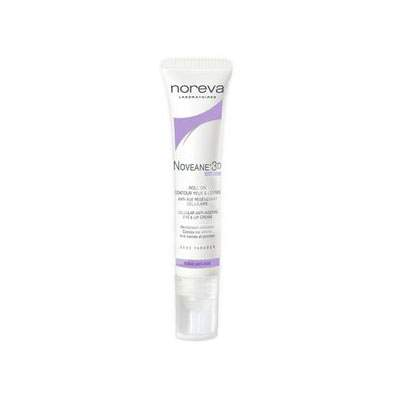 Roll On conturi ochi si buze antirid Noveane 3D, 10 ml, Noreva