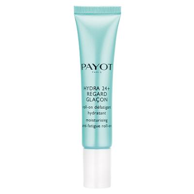 Roll-on pentru ochi hidratant și anti-oboseală Hydra 24+ Regard Glacon, 15 ml, Payot