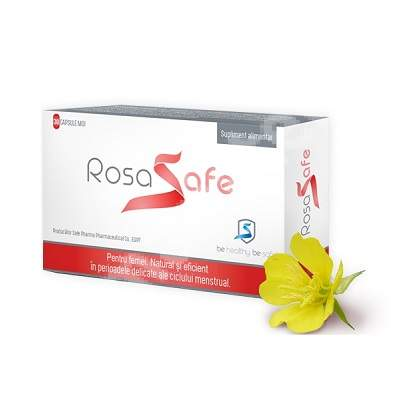 RosaSafe, 30 capsule, Pharco