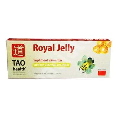 Royal Jelly, 10 fiole, Tao Health