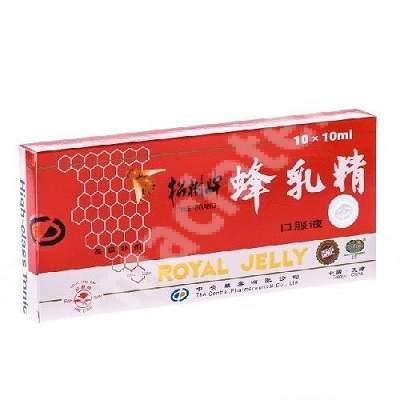 Royal Jelly Fiole, 10x10ml, Sanye